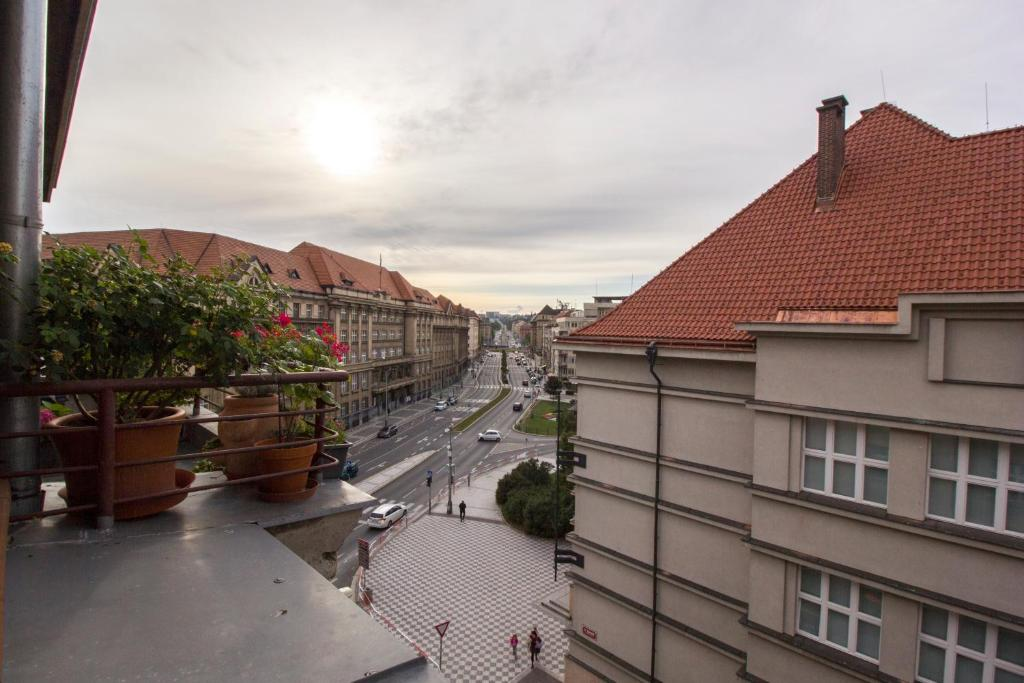 Apartmán Bubeneč