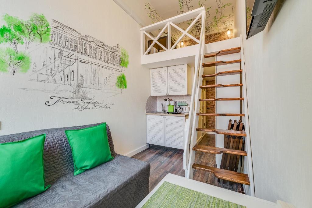Апартаменты на Гороховой