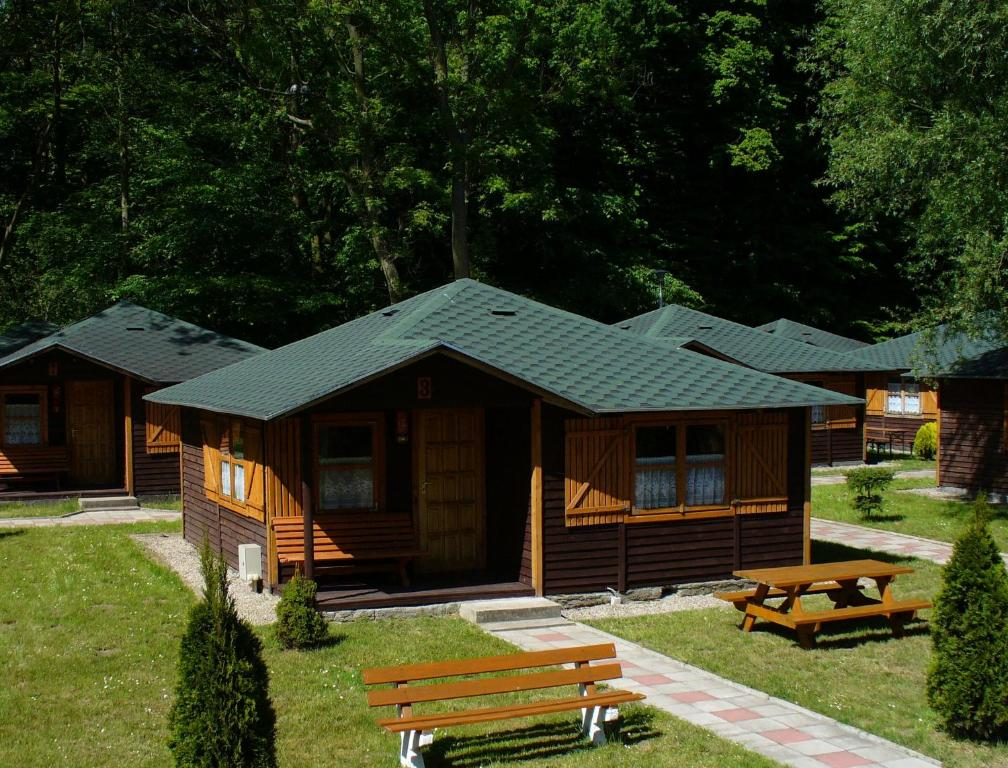 noclegi Kołobrzeg Camping Baltic