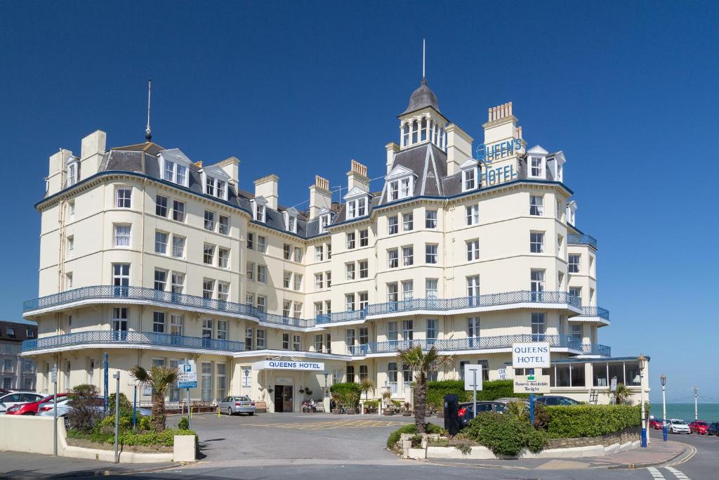 Eastbourne Hotels With Parking