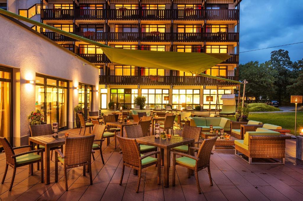 Johannesbad Hotel Bad Fussing