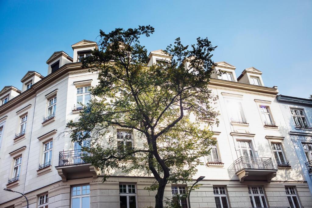 noclegi Kraków Yourplace SM25 Apartments