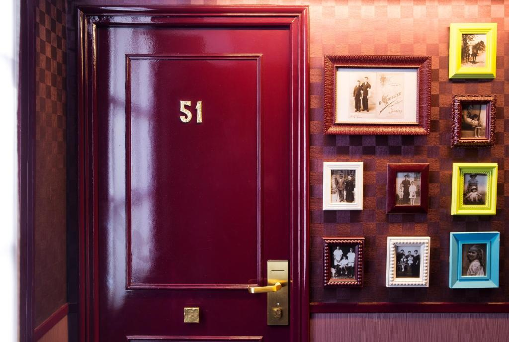 Hotel design sorbonne r servation gratuite sur viamichelin for Hotel design sur paris