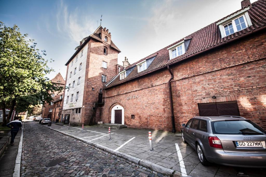 noclegi Gdańsk Bi-Pi Hostel