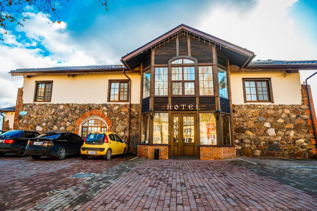 Ostrov Park Hotel
