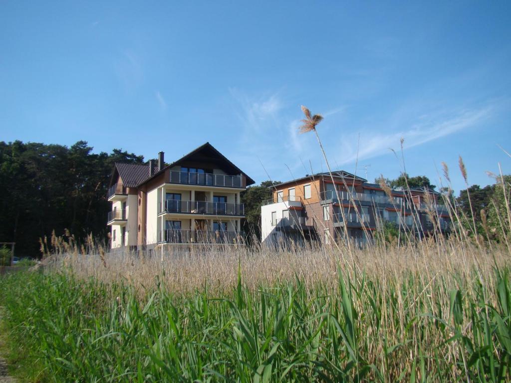 noclegi Krynica Morska Apartamenty z widokiem na Zalew