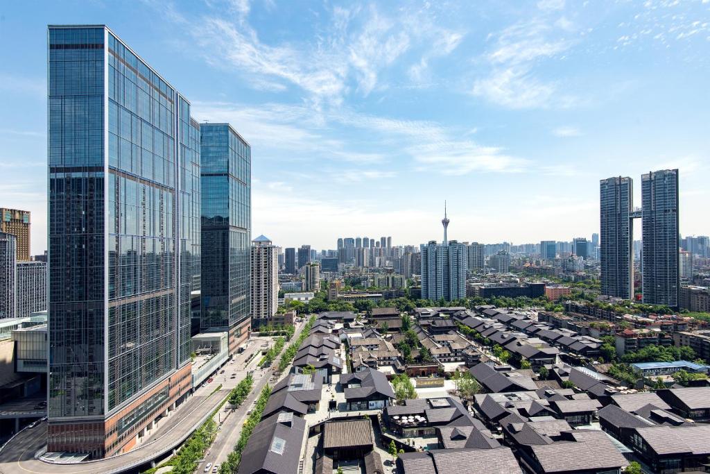 S6 Service Apartment(Chengdu Chunxi Road Taikoo Li Branch)