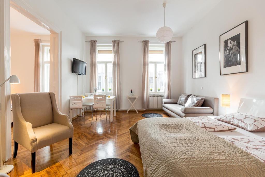 Downtown Zagreb Apartments