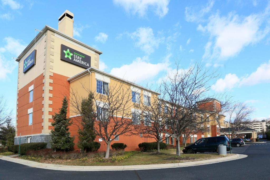 Extended Stay America Suites - Washington, DC - Alexandria - Eisenhower Ave