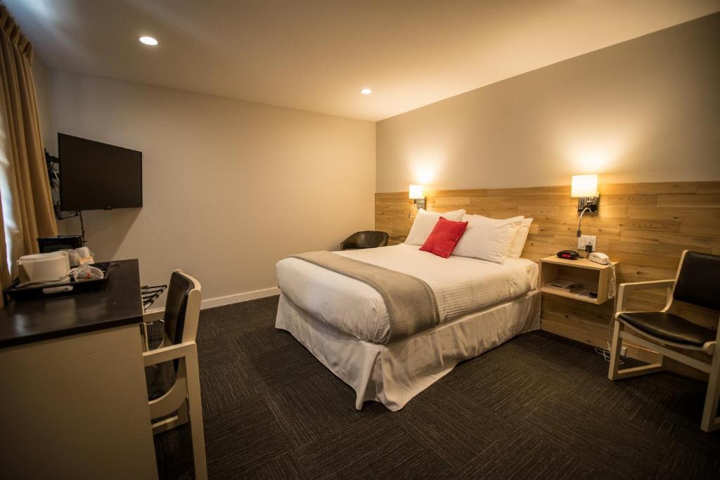 motel colonial rimouski viamichelin informatie en. Black Bedroom Furniture Sets. Home Design Ideas