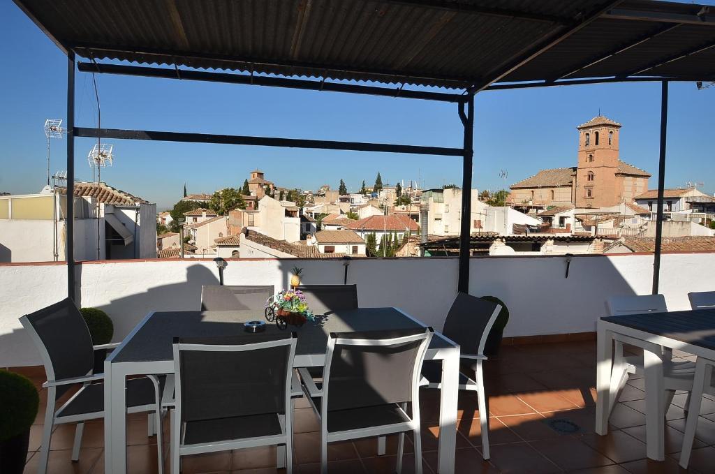 Alojamientos Vacaciones en Granada