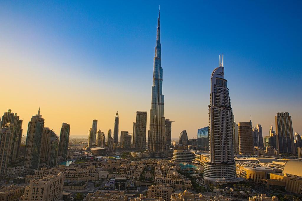 Boutique Living - Burj Views Downtown Dubai