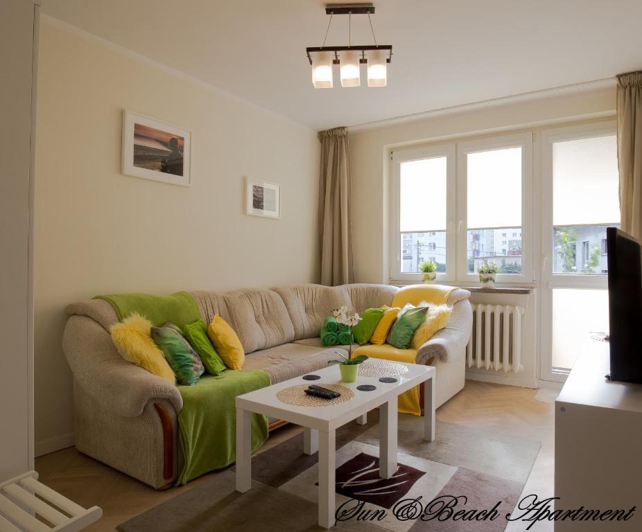 noclegi Gdynia Sun&Beach Apartment