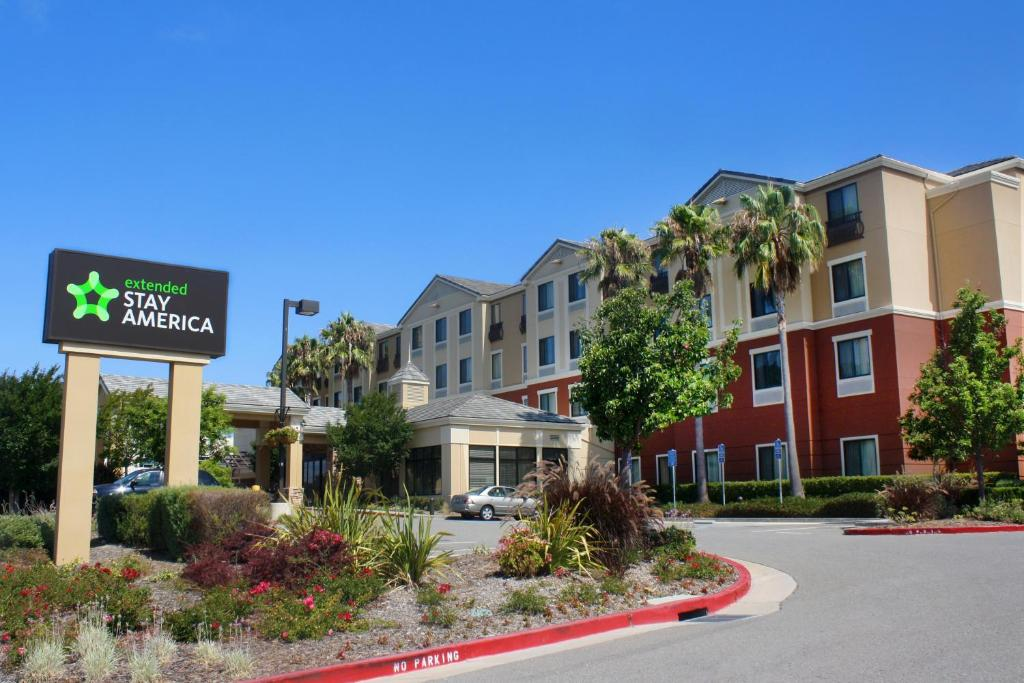 Extended Stay America Suites - San Rafael - Francisco Blvd East