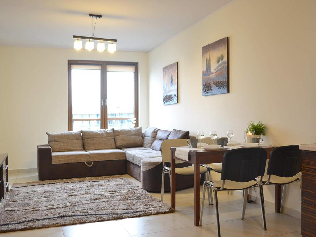 noclegi Kołobrzeg VacationClub - Olympic Park Apartment A502