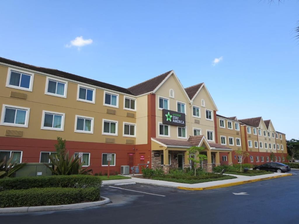 Extended Stay America Suites - Miami - Airport - Miami Springs