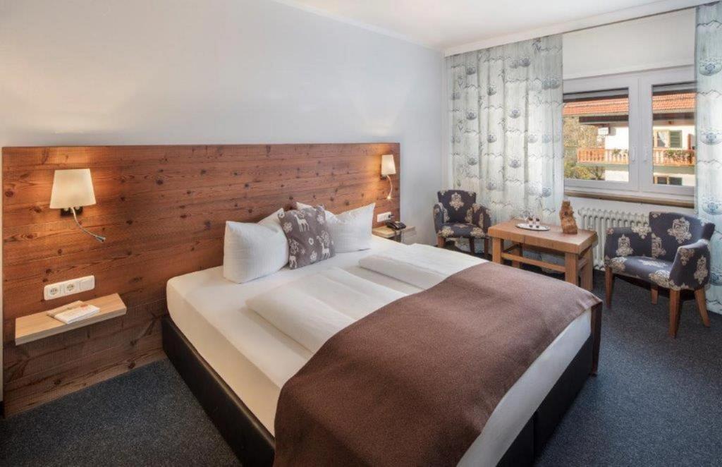 Hotel Alpensonne Bad Wiessee Freihausstr