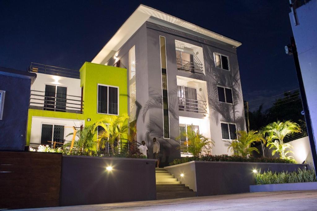 Nuben Court, Apartment in in Kumasi, Ghana | Wander
