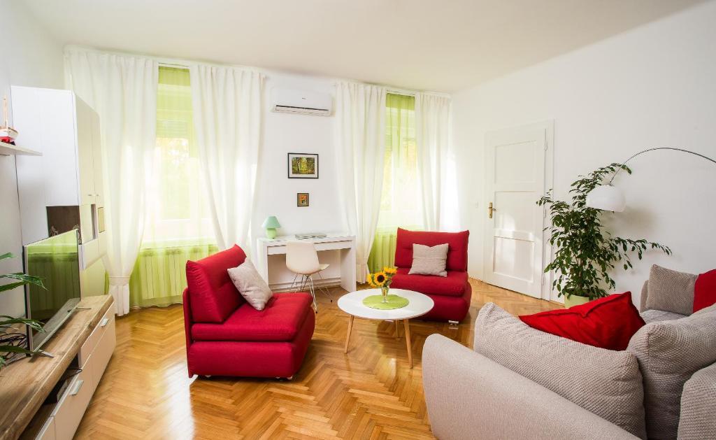 Apartment Zagreb Mandić