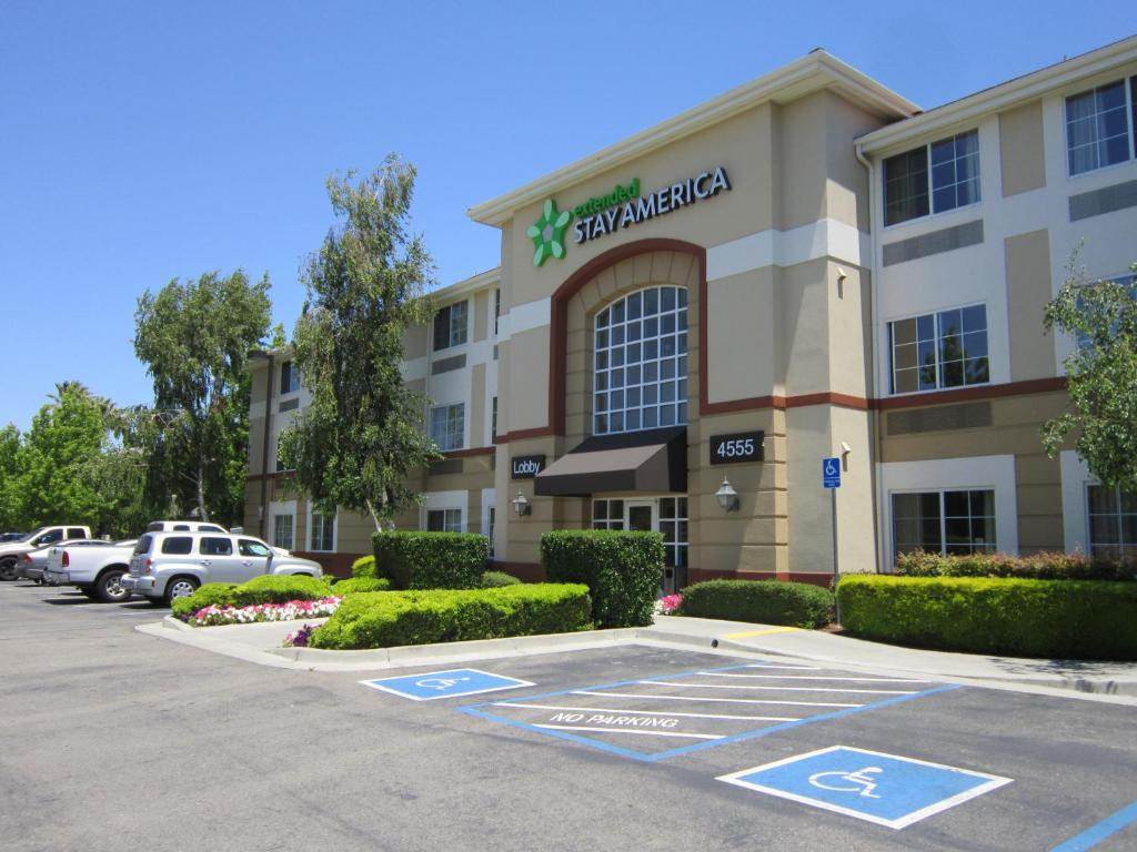 Extended Stay America Suites - Pleasanton - Chabot Dr