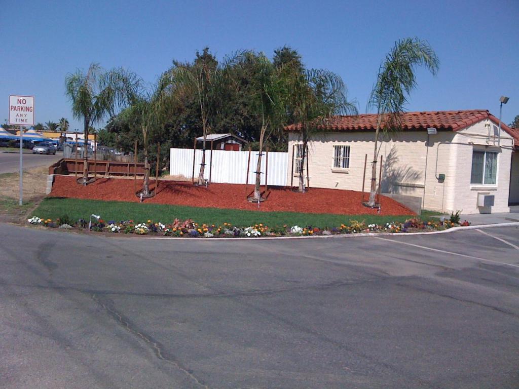 El Rancho Motel Stockton Ca