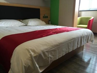 Thank Inn Chain Hotel Jiangsu Huaian Gongze Middle School Bus Station