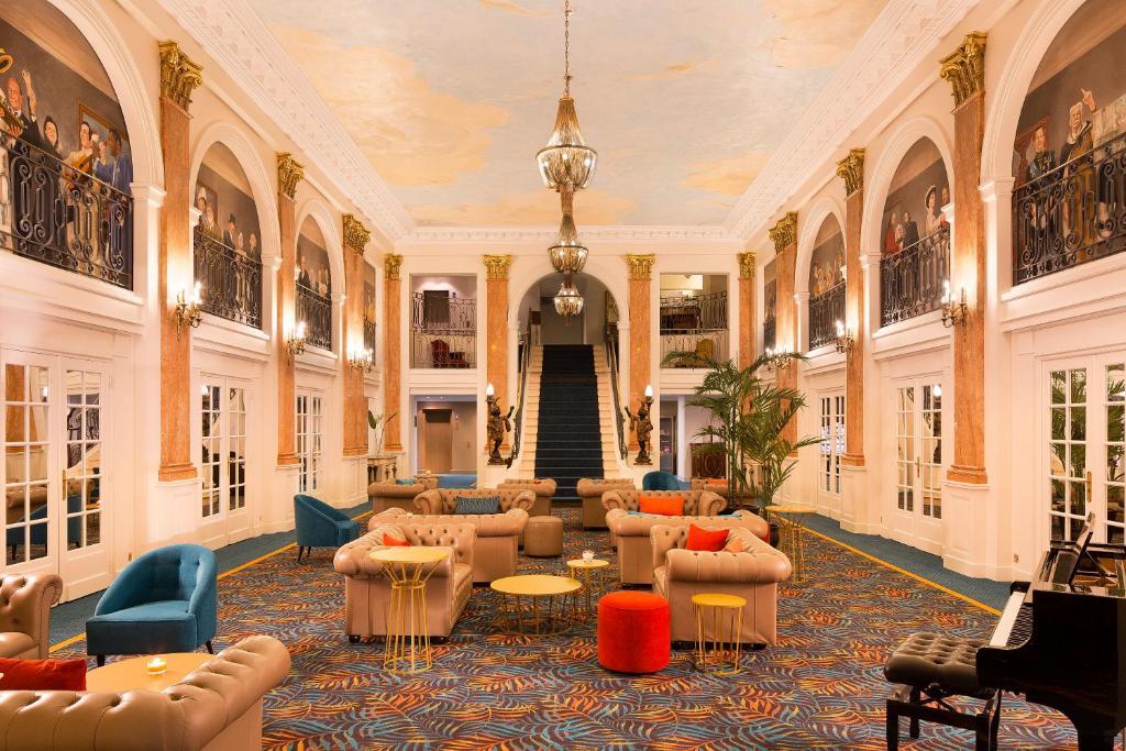 Restaurant Hotel De L Univers Tours