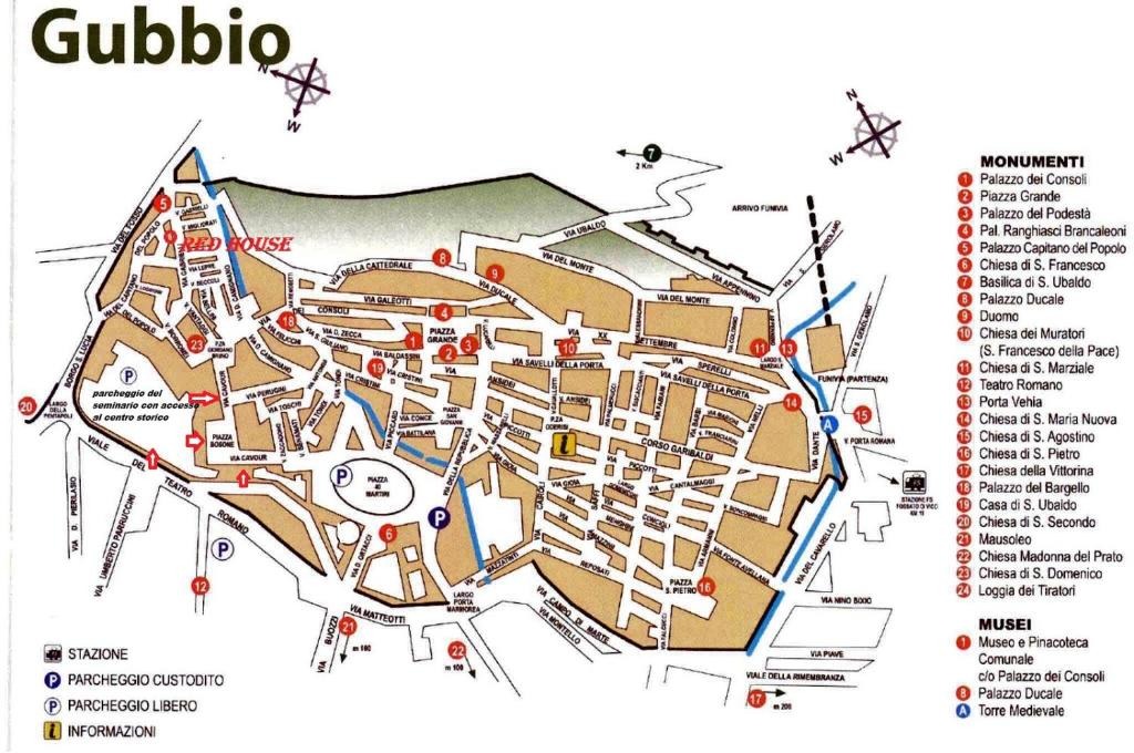 Assisi Gubbio Route Planner Distance Time And Costs Viamichelin
