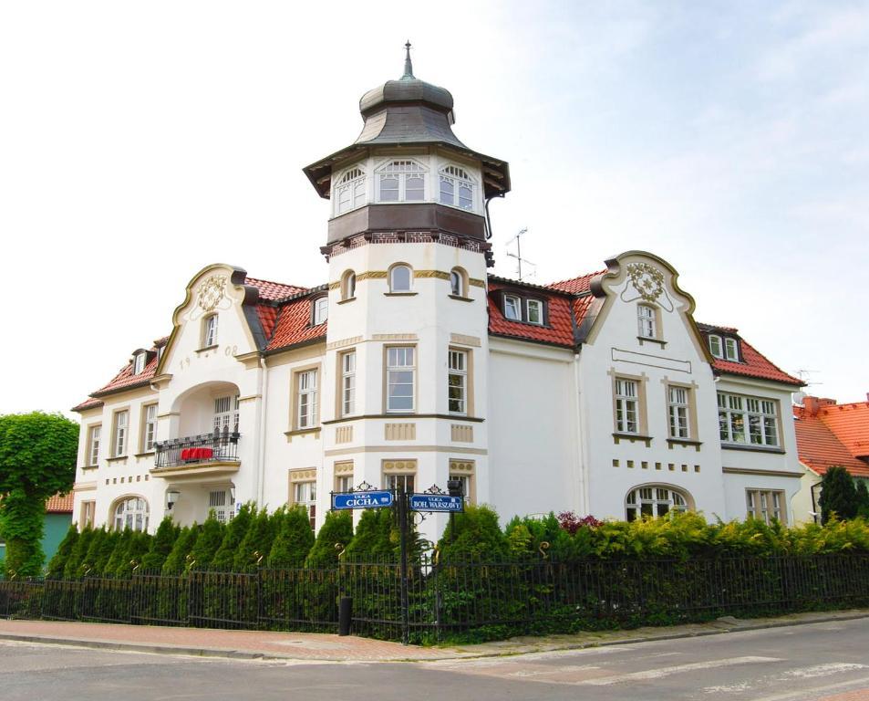 noclegi Międzyzdroje Villa Richter