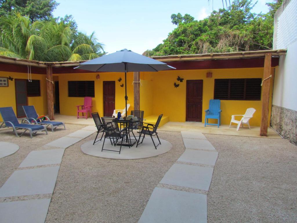 Casa del Solar Centro Cozumel - Wifi gratuito Fibra Óptica 200 Mbps
