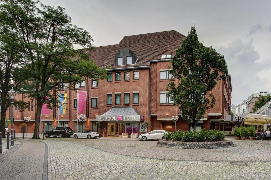 Fourside braunschweig informationen und buchungen for Design hotel braunschweig