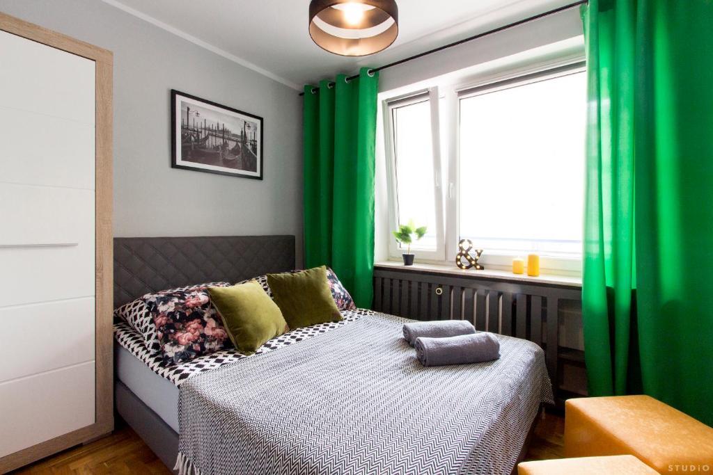 ClickTheFlat Hoża Street Apart Rooms