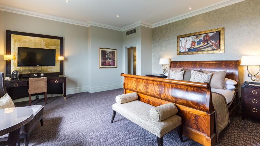 Nutfield Priory Hotel Amp Spa Redhill Book Your Hotel