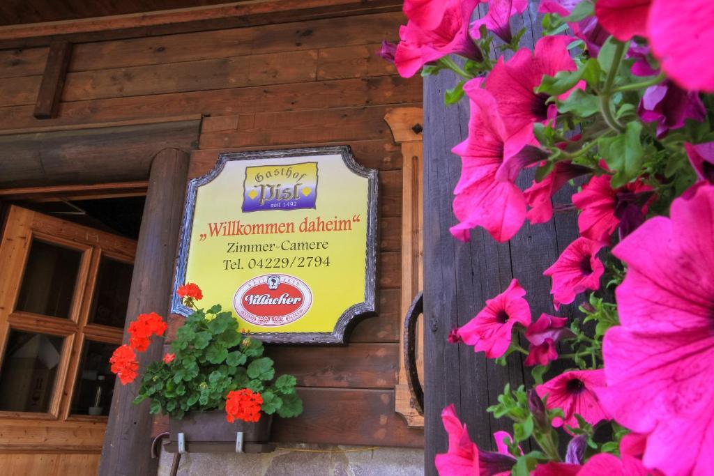 Gasthof Pisl, 9201 Krumpendorf am Wörthersee