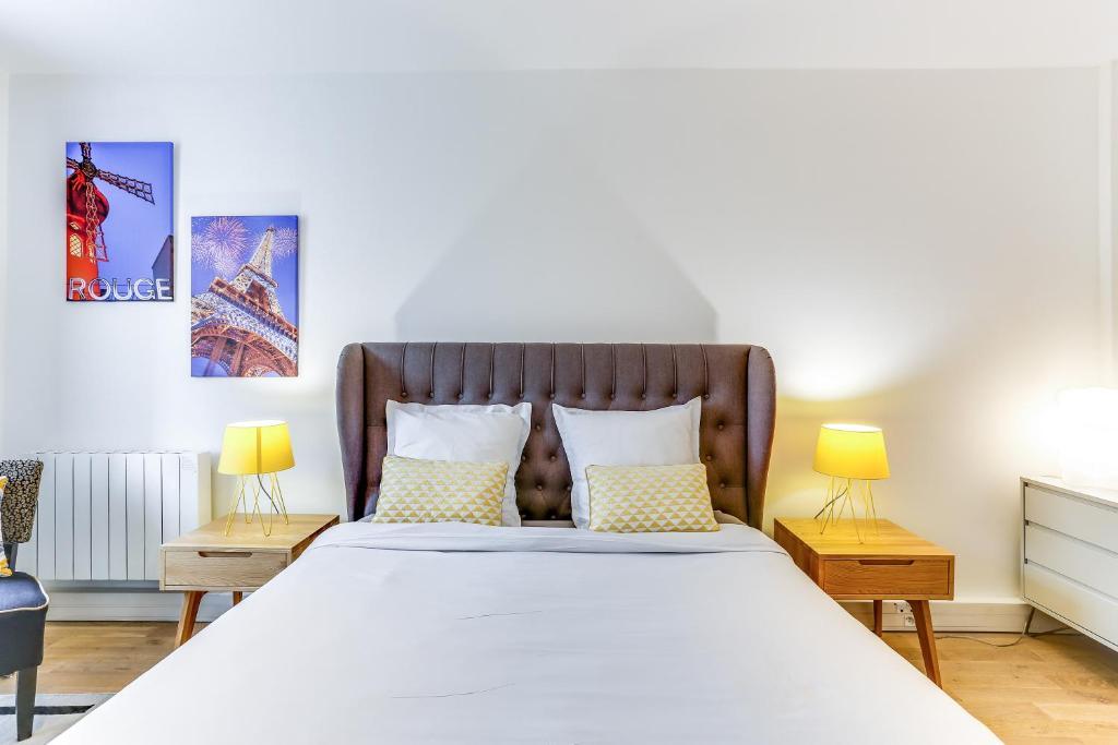 Apartments Paris Centre At Home Hotel