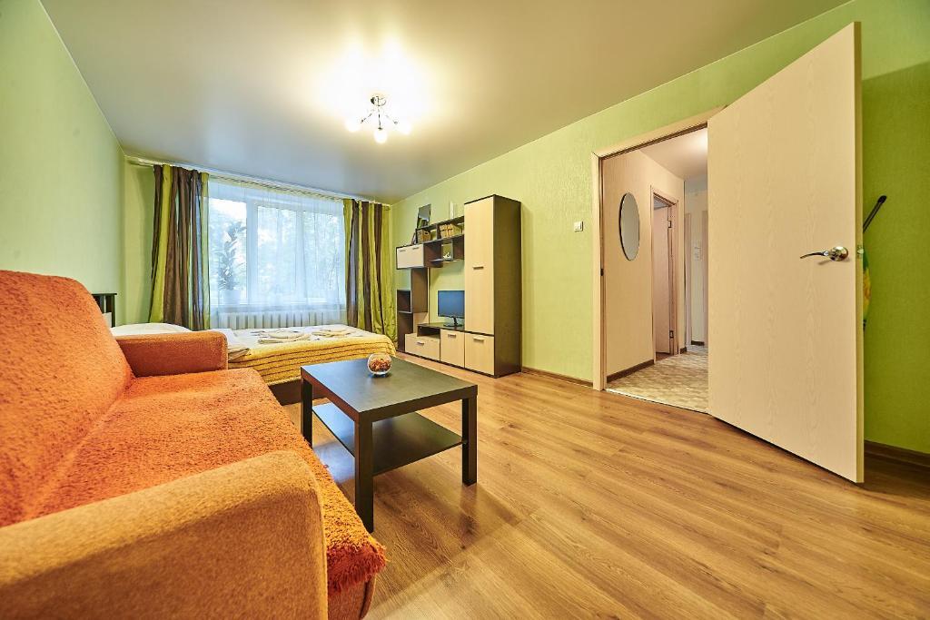 Apartments on Shkolnaya