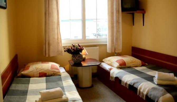 noclegi Lidzbark Warmiński Hotelik przy Bramie