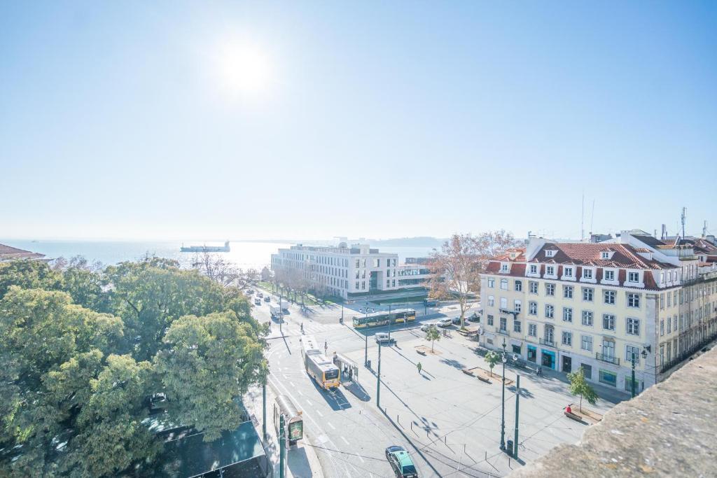 Lisbon Downtown Center Cais do Sodré