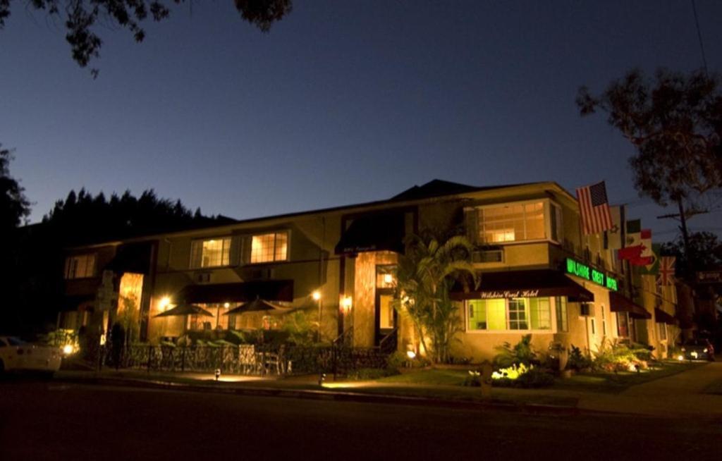 Wilshire Crest Hotel Photo #1