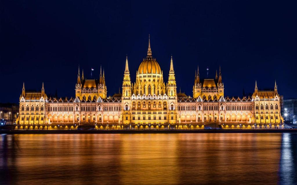 Budapest Parlament Welcome Apartment
