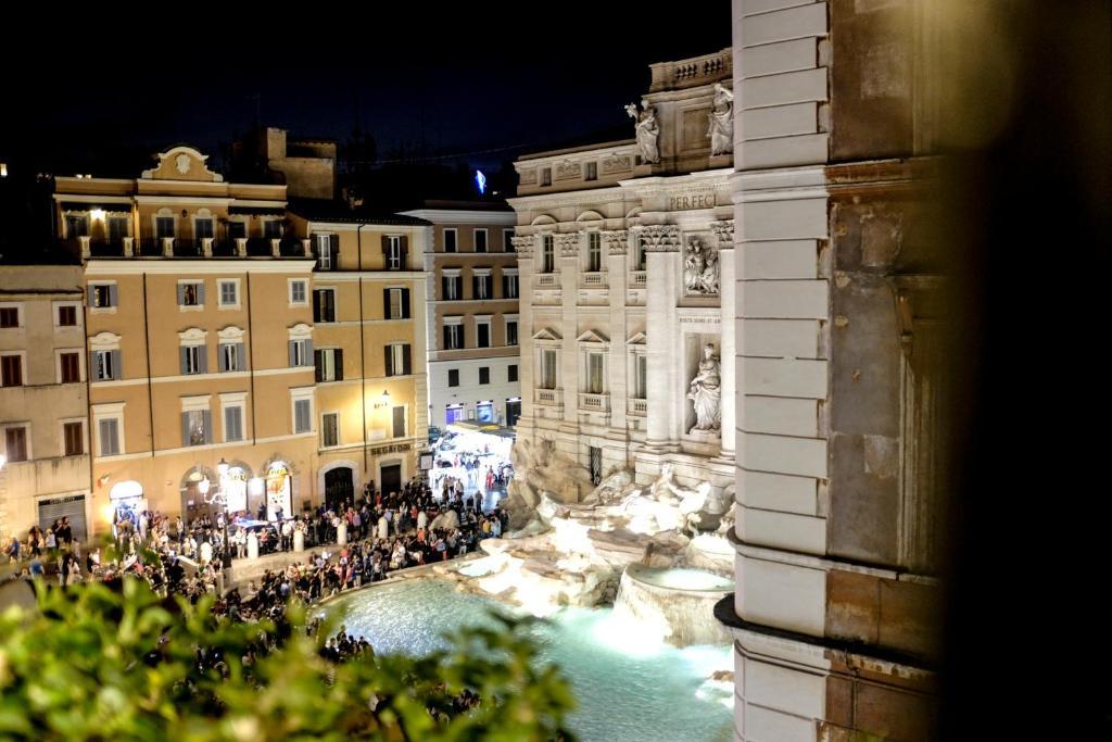 Relais Fontana Di Trevi Hotel