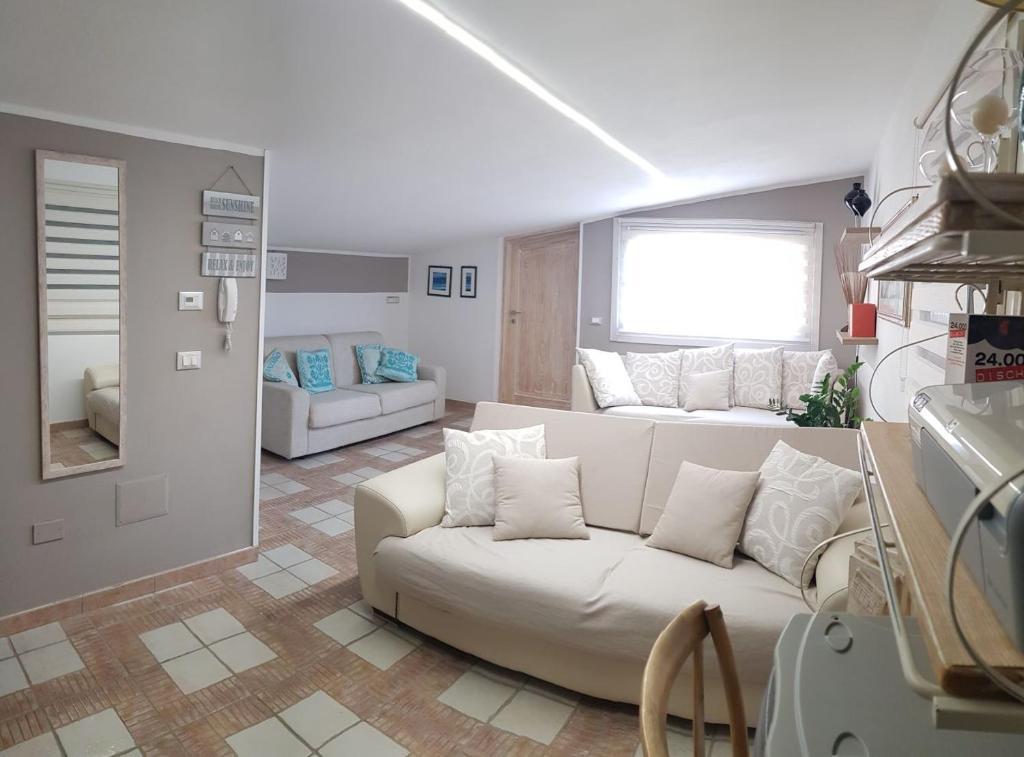 Appartamento mansardato Anda&Torra img5