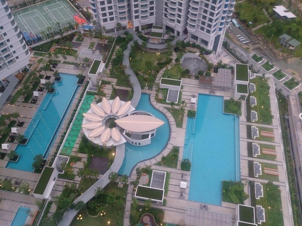 Teega Luxury Suites Puteri Harbour - Johor Bahru - book your hotel ...