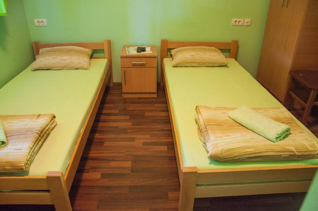 Twin Room Bed and Breakfast Meridiana