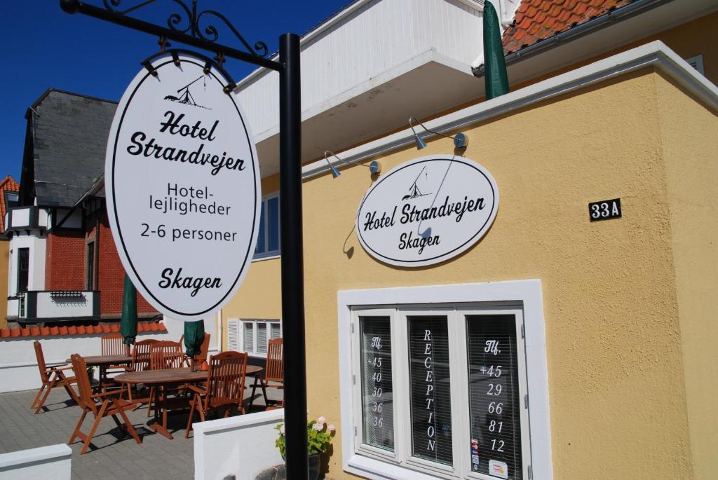 Hotel Strandvejen Rooms 5, 9990 Skagen