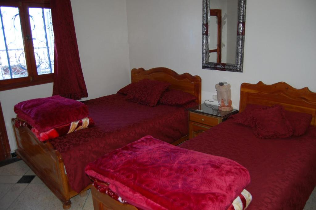 Double Room with Private Bathroom Hotel Restaurant Bougafer