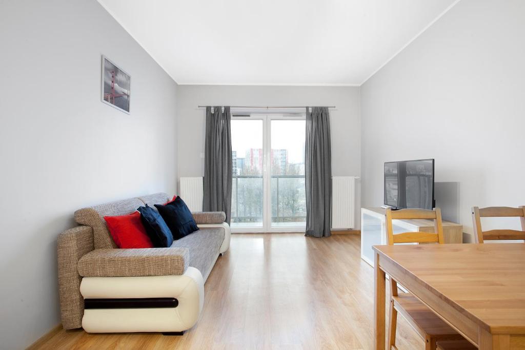 noclegi Gdańsk MS Apartments 4 Seasons I