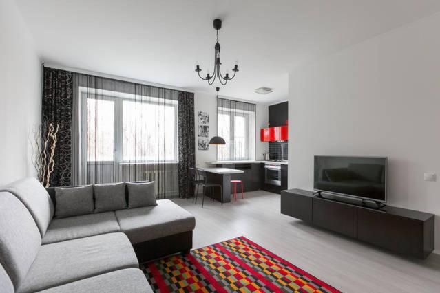 Apartment on Zvezdnyy 14