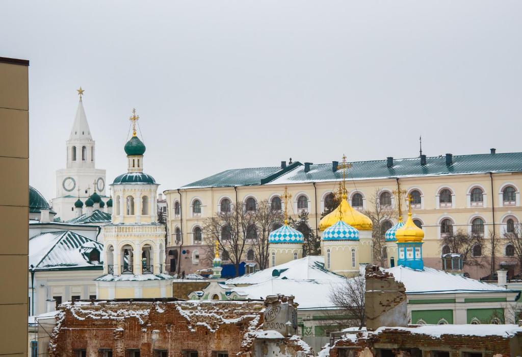 Kazan Hotels Booking