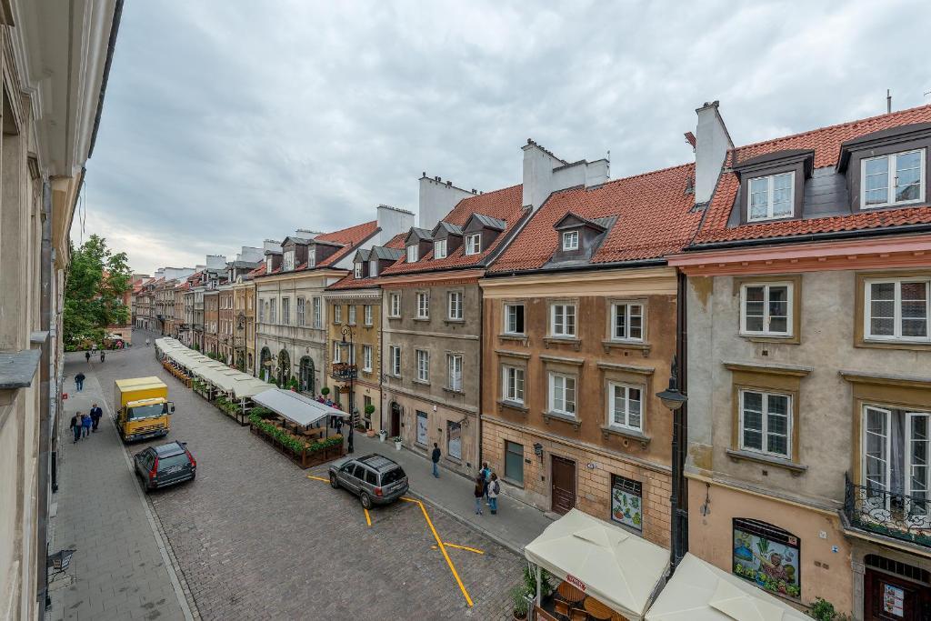 P&O Apartments Freta